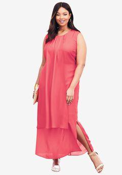 Flowy Maxi Dress,