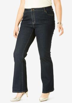 True Fit Bootcut Jeans , INDIGO