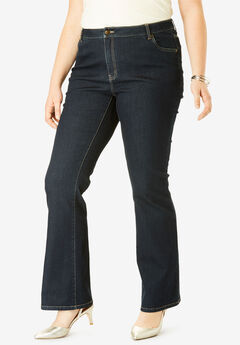 True Fit Bootcut Jeans , INDIGO