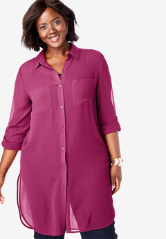 Mega Tunic, BERRY TWIST