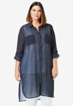 9f00f7c0a7fff Plus Size Tunics for Women