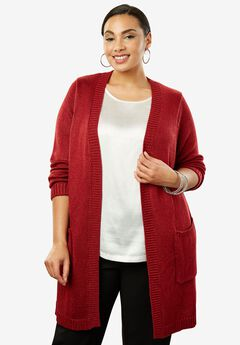 Luxe Shine Cardigan,