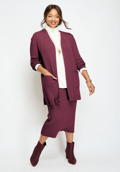 9460222e38 Women's Plus Size Sweaters & Cardigans | Jessica London