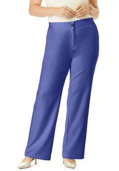 Tummy Control Bi-Stretch Bootcut Pant, ULTRA BLUE