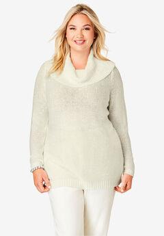 09b37b2a472 Women s Plus Size Sweaters   Cardigans