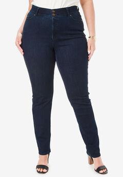 Tummy Control Straight Jean,