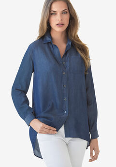 Denim Shirt,