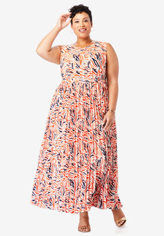 Plus Size Maxi Dresses for Women | Jessica London
