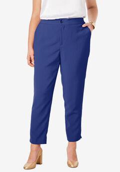 Bi-Stretch Ankle Pant, ULTRA BLUE
