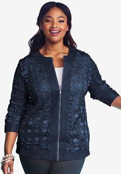 Lace Jacket,