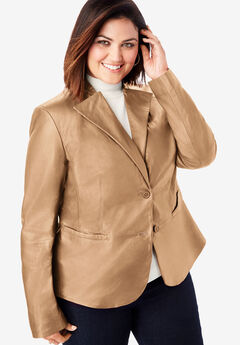 Peplum Jacket, BROWN MAPLE