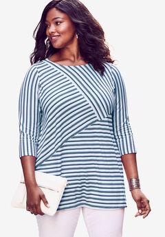 Striped Tunic,