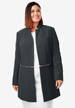 Convertible Bi-Stretch Jacket,