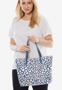 Leopard Tote Bag,