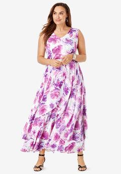 2dd909905bcff Plus Size Maxi Dresses for Women