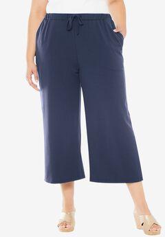 Pure Ease Capri Pants,