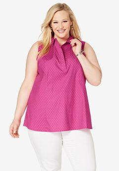 5308cd288a39ae Women's Plus Size New Tops & Sweaters | Jessica London