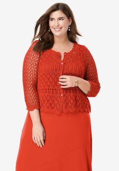 Crochet Sweater,