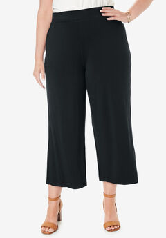 Novelty Pants, BLACK