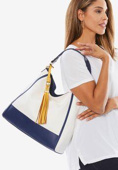 Colorblock Bag,