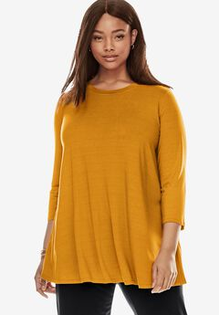 Swing Tunic, RICH GOLD