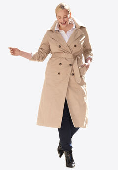 e16ff8f0d53b1 New Arrivals  Plus Size Coats and Jackets