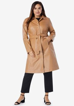 Trench Coat, COGNAC