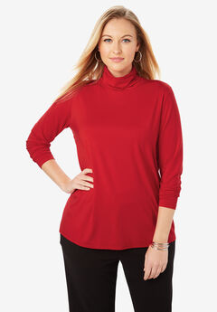 Cinched Neck Tunic,