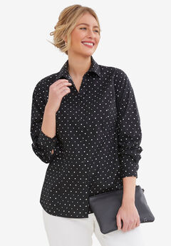 Jessica London Womens Plus Size Travel Knit Collarless Topper