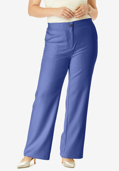 Tummy Control Bi-Stretch Bootcut Pant, ULTRA BLUE
