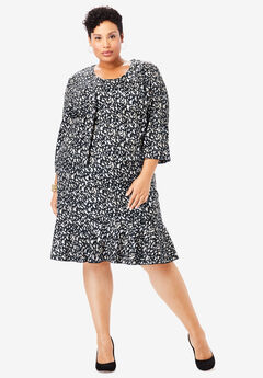 Plus Size Jacket Dresses | Jessica London