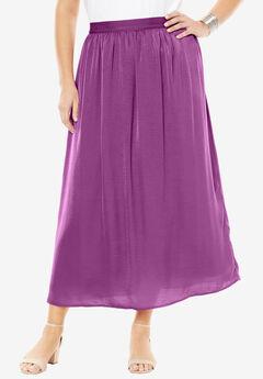 Silky Skirt,