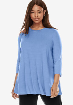 Swing Tunic, FRENCH BLUE