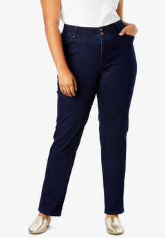 JL Sculpt Denim Skinny Ankle Jean, INDIGO WASH