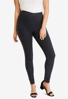 Jegging Legging, BLACK