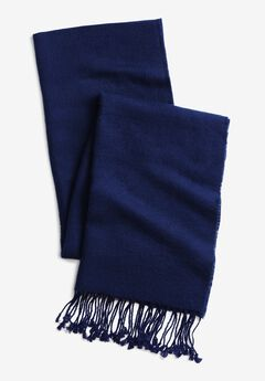 Long Scarf, NAVY