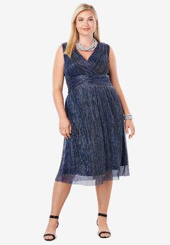 Shimmer Dress,