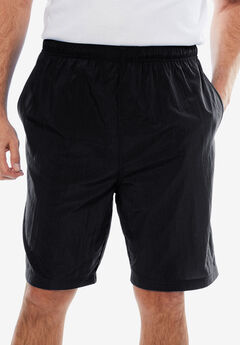 KS Island™ Classic Swim Trunks, BLACK