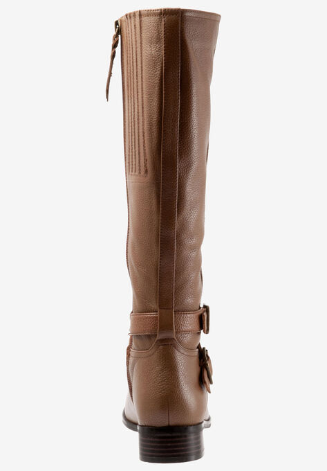 cf57e2c3333 Liberty Wide Calf Boot by Trotters