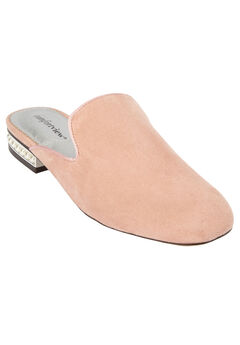 The Clara Mule by Comfortview®, DUSTY PINK