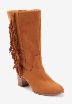 The Hana Wide Calf Boot,