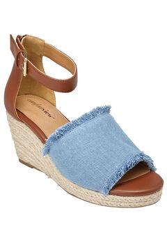 Journee Sandals by Comfortview®,
