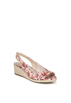 Socialite Wedge Sandal by LifeStride,