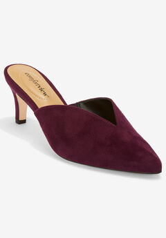 The Angeline Mule by Comfortview®,