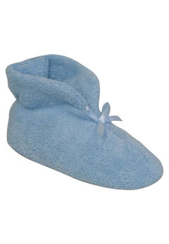 Micro Terry Cuff Slipper Booties by Muk Luks®,