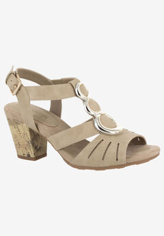 e90ac4d0789 Wide Width Women s Dress Sandals