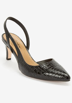 The Albie Slingback by Comfortview®,