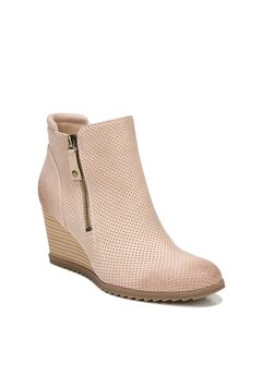 Hayley2 Bootie by SOUL Naturalizer,