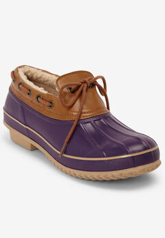 The Storm Waterproof Slip-On , RICH VIOLET