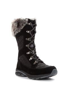 Peri Wide Calf Boot,